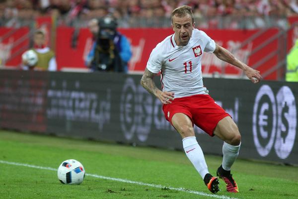 Ostatni test przed EURO na remis. Męki Polaków z Litwinami