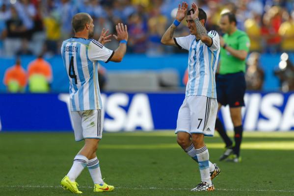 Argentyna wygrała z Chile na Copa America Centenario