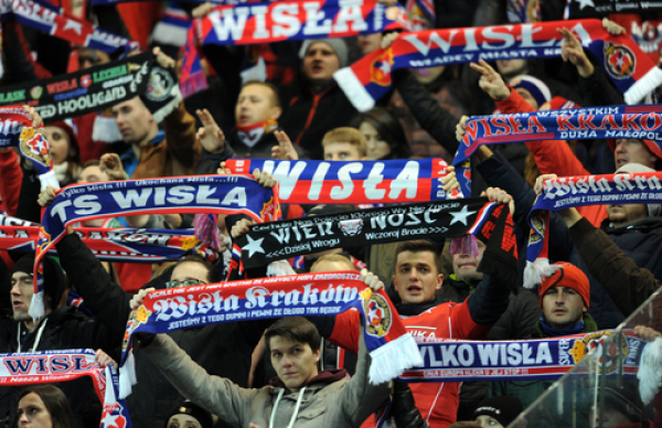 Plany sparingowe Wisły Kraków