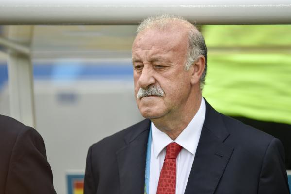 Del Bosque: Na EURO jedziemy bez strachu