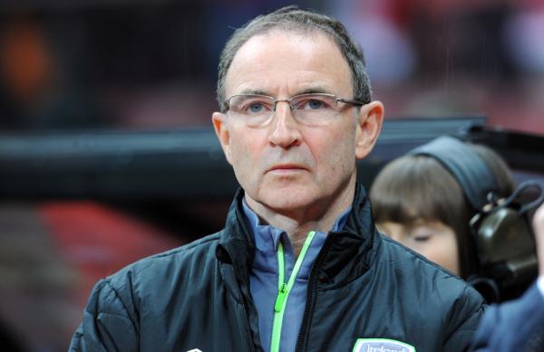 O'Neill dłużej selekcjonerem kadry Irlandii
