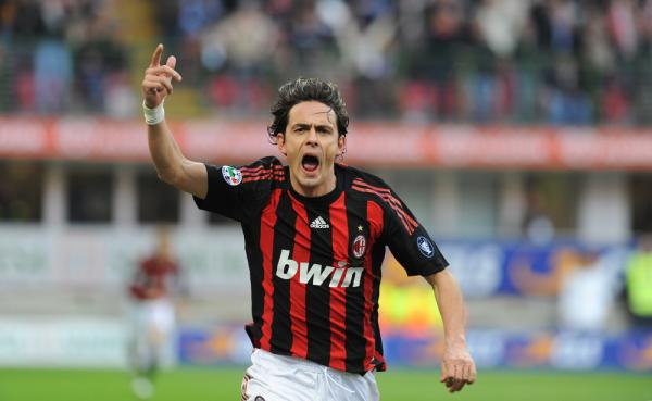 Filippo Inzaghi wraca do pracy. Poprowadzi trzecioligowca