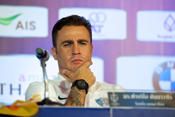 Fabio Cannavaro ma nowy klub w Chinach