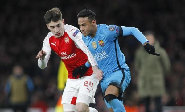 Arsenal zamierza przedłużyć kontrakt z Bellerinem