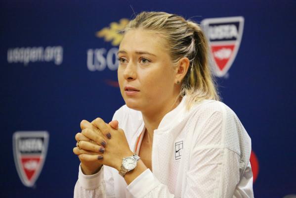 Maria Szarapowa zawieszona na dwa lata za stosowanie dopingu!