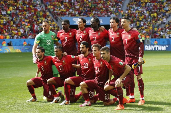 Portugalia rozgromiła Estonię, dwa gole Ronaldo