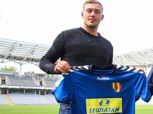 Gostomski podpisał kontrakt z Koroną Kielce