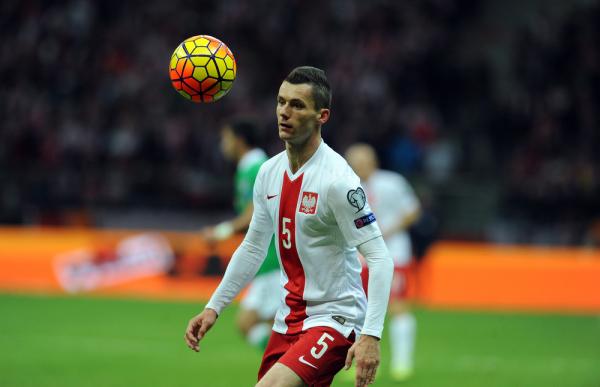 Mączyński: Jestem zadowolony z ostatnich sparingów