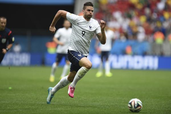 Giroud: Chcę zostawić swój ślad w historii futbolu