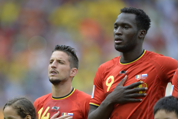 Belgia i Anglia: Czarne konie francuskiego EURO?