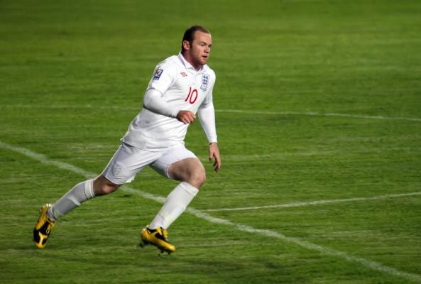 Wayne Rooney: Zrobiłem krok w tył, żeby zrobić dwa kroki w przód