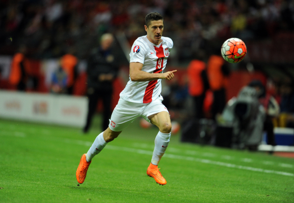 Lewandowski: Chciałbym zagrać w finale z Niemcami