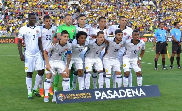 Kolumbia przegrała i straciła pierwsze miejsce w grupie