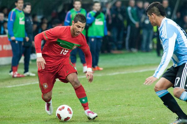 Quaresma nie uczestniczył w treningu Portugalii