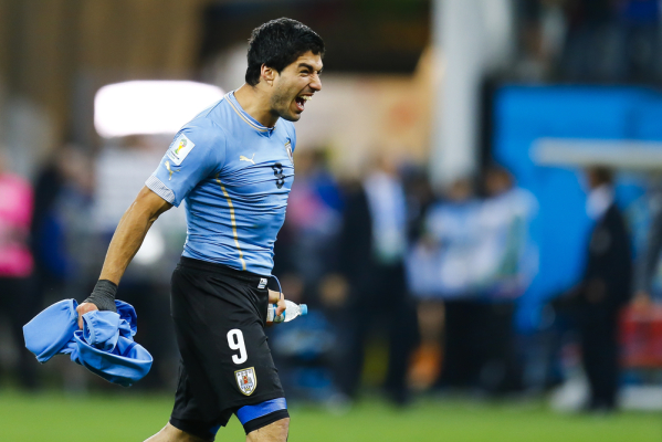 Copa America: Suarez przeprosił trenera