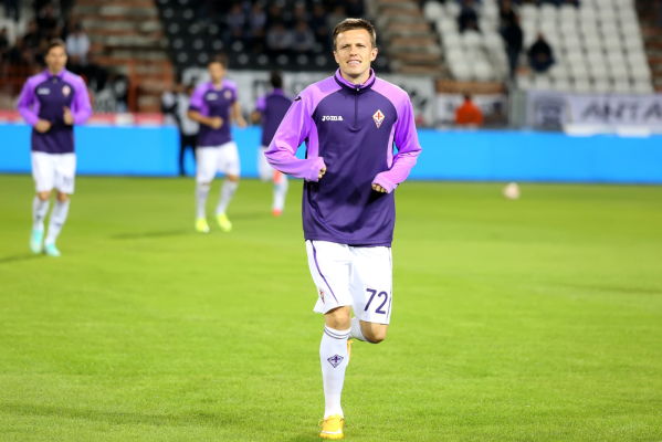 Leicester chce pomocnika Fiorentiny?