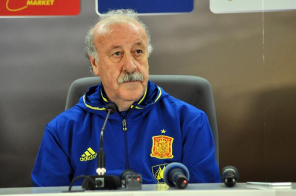 Del Bosque: Udało nam się dojść do dobrej formy