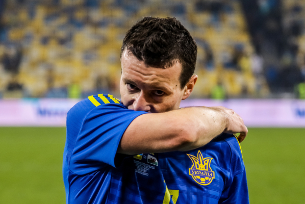 Obrońca Ukrainy: Strata drugiego gola była bolesna