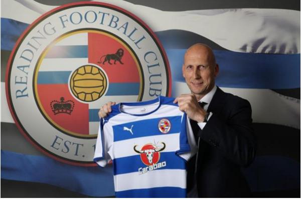 Jaap Stam menedżerem Reading FC