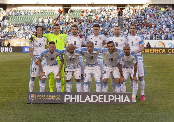 Pożegnalna wygrana Urugwaju z Jamajką