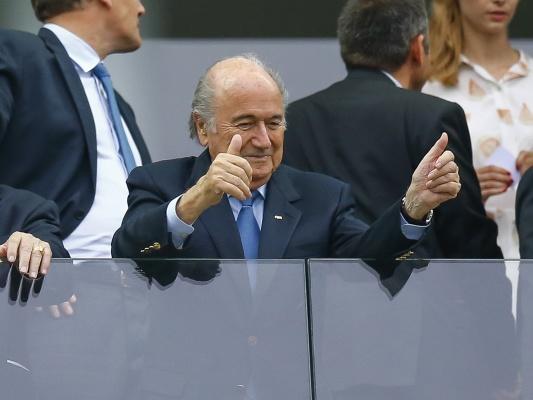 Blatter o ustawianych losowaniach: To się zdarzało
