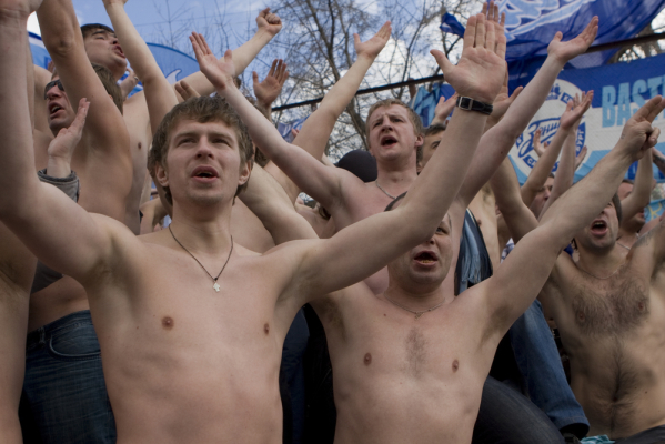 UEFA ukarała Rosję. Jest groźba wykluczenia z Euro!