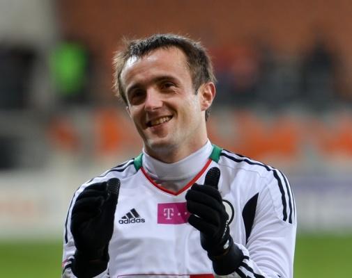 Radović nie zagra w Polsce, wraca do pierwszego klubu