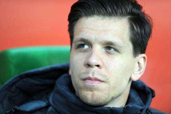 Wojciech Szczęsny nie zagra z Niemcami!