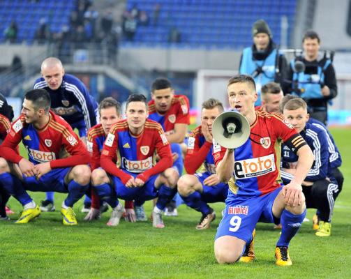 Ekstraklasa: Reprezentant Serbii wzmocni Piasta