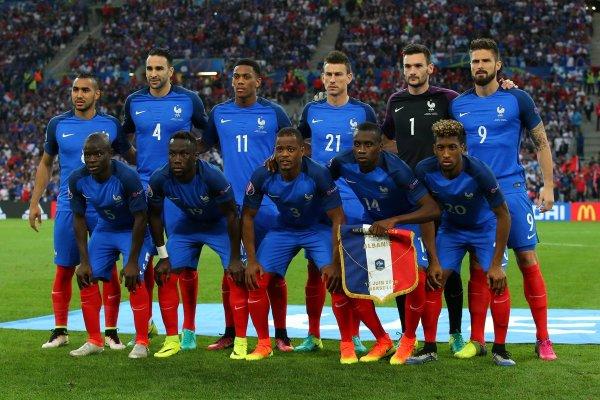 Griezmann! Francja strzela gola w samej końcówce meczu!