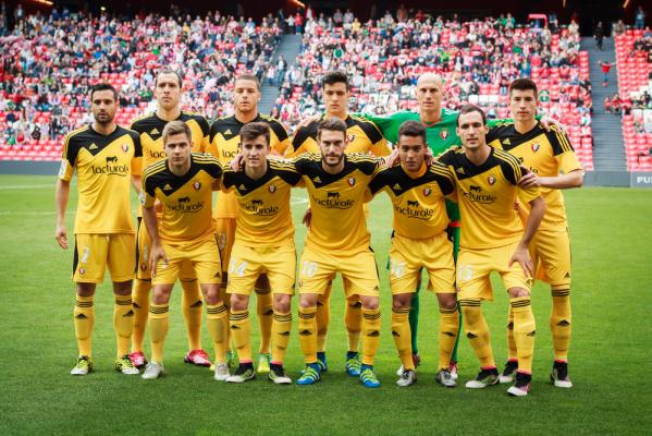 Baraże o awans do Primera Division: Zwycięstwo Osasuny