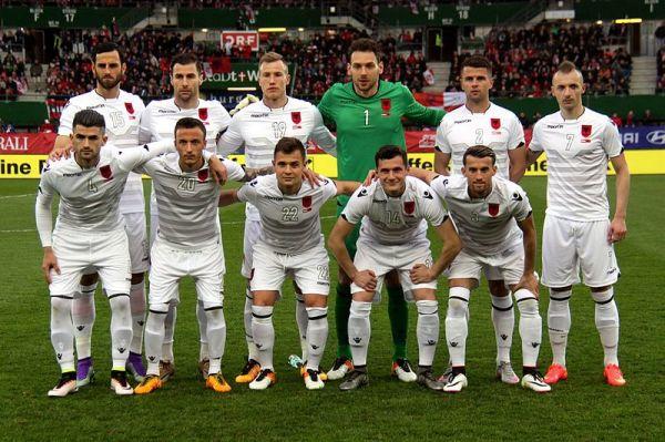 Trener Albanii: Nie jesteśmy przypadkową drużyną. Możemy wyjść z grupy