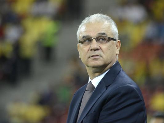 Trener Rumunii: To wstyd, że nie wygraliśmy