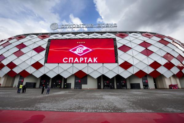 Reprezentant Rosji przejdzie do Spartaka Moskwa