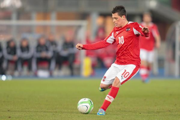 Zlatko Junuzović nie zagra z Portugalią