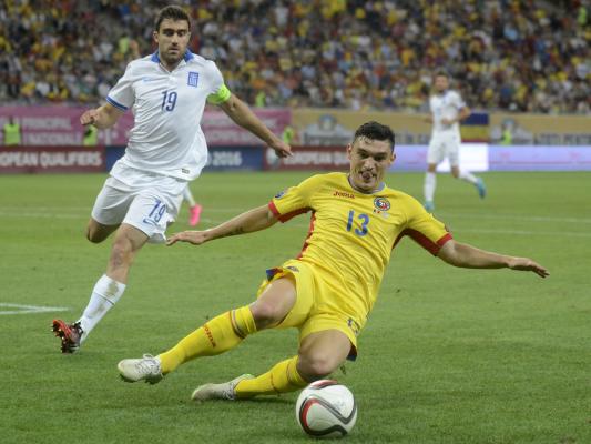 Napastnik Rumunii: Nie chcieliśmy grać tak nerwowo w końcówce