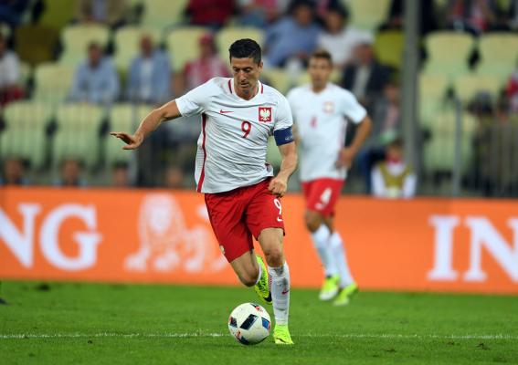 Lewandowski: To nie był najlepszy mecz Polaków, ale liczy się efekt
