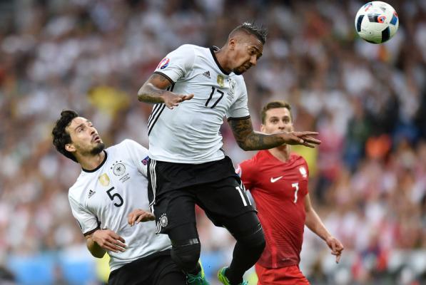 Boateng: Musimy się cieszyć z tego wyniku