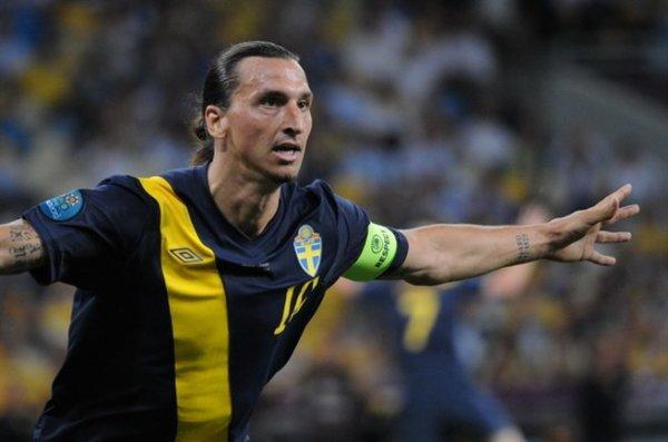 Ibrahimović już strzelił Buffonowi na EURO. Co to był za gol! [VIDEO]