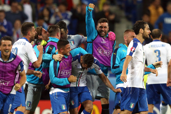 Eder katem Szwedów, Włosi wygrali po golu w samej końcówce [VIDEO]