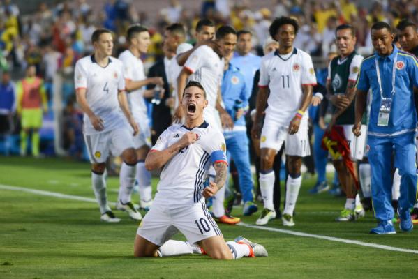 Kolumbia w półfinale Copa America, zadecydowały karne