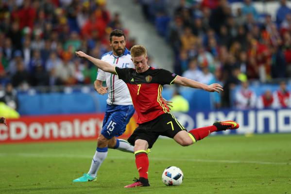 Belgia się obudziła, Irlandia na deskach. Dwa gole Lukaku! [VIDEO]