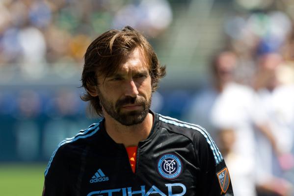 Szlagier dla New York City, gole Lamparda, Villi i Pirlo