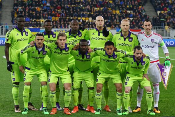 Francuski obrońca przejdzie do Anderlechtu Bruksela