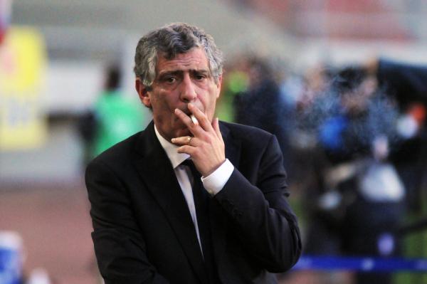 Santos: Nie chcę rozmawiać o Ronaldo