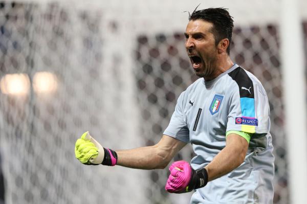 Gianluigi Buffon nie wziął udziału w treningu