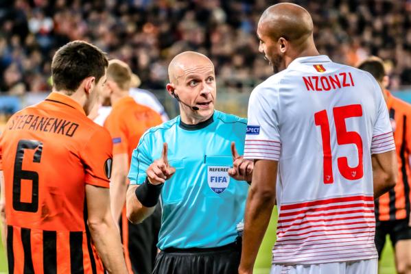 Szymon Marciniak znów posędziuje na EURO 2016!