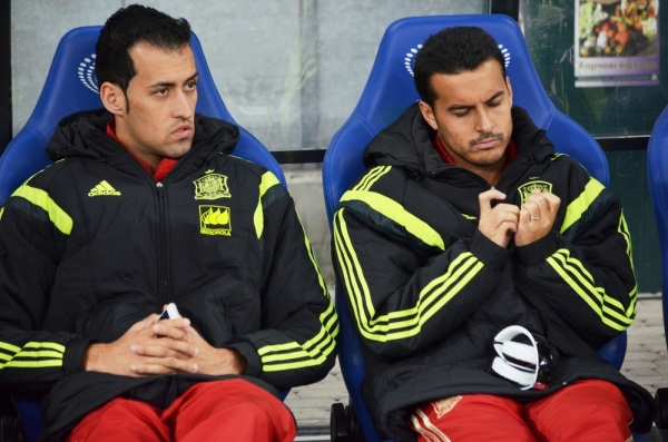 Ostre słowa Pedro: Jeśli mam nie grać, to nie ma sensu przyjeżdżać na zgrupowanie