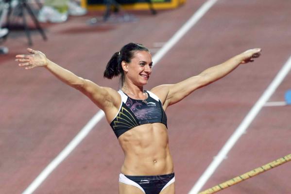 Isinbajewa odmówiła startu na igrzyskach pod flagą olimpijską
