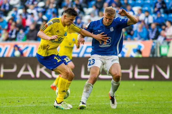 Piłkarze Lecha szykują się do nowego sezonu